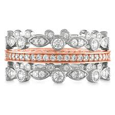 <b>Mickey Mouse</b> Icon <b>Trio</b> of Stacking Rings by Rebecca Hook ...