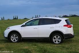 Review: 2013 Toyota RAV4 XLE AWD | Wildsau.ca
