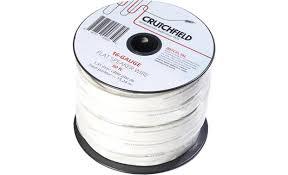 Crutchfield Flat Speaker Wire