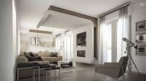Contemporary Modern Style Interior Design With Regard To Interior