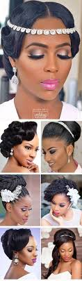 best 25 black wedding hairstyles ideas on pinterest black Wedding Hair And Makeup For Black Women 24 black women wedding hairstyles ❤ it is not a difficult task to pick the suitable