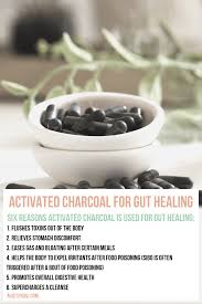 activated charcoal for gut healing agutsygirl com garden activatedcharcoal guthealing detox