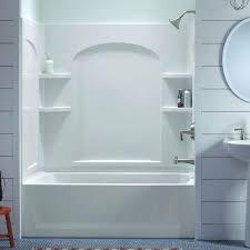 sterling bathtub surround bathtub trendy sterling bathtub surrounds home depot