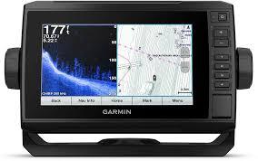 Garmin Echomap Plus 74cv Chartplotter W Us Bluechart G2 Transducer