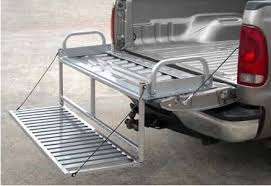 Great Day Inc Truck N Buddy HD Tailgate Ladder Magnum | For Paige ...