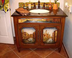 rustic pine bathroom vanities. Fabulous Mexican Bathroom Vanity Tile Cabinets Luxury Idea Pine Rustic Vanity.jpg Vanities
