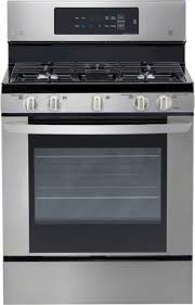 lg stove parts. lg - 5.4 cu. ft. freestanding gas range stainless steel front_zoom lg stove parts