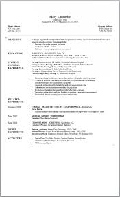 Recent College Graduate Resume July 100 Resume Ideas 79