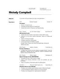 Sample Surgical Nurse Resume Med Registered Nurse Resume Sample ...