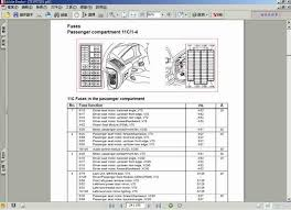 volvo 1999 2005 wiring diagram price usd65