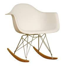 contemporary rocking chair. Delighful Chair Baxton Studio MidCentury Modern Rocking Chair Inside Contemporary R