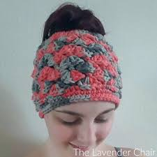 Messy Bun Beanie Pattern Magnificent Shelby's Messy Bun Beanie Crochet Pattern The Lavender Chair