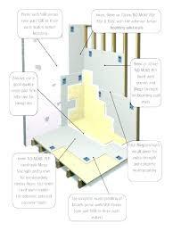 tile backer board floor how to install board for tile backer board for tile preparing a tile backer board