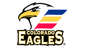 Colorado Eagles logo, Colorado Eagles Symbol, Meaning, History and ...