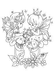 Printable Precious Moments Coloring Pages At Getdrawingscom Free