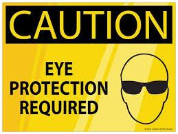 Ansi Isea Z87 1 Standard Eye Protection Safety Glasses