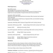 Sample Law School Resume Inspiration How To Craft A Law School Application That Gets You In Sample For