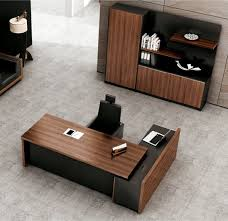 office desk design. Guangzhou Stylish Doctor Office Furniture Wooden Desk Design (FOH-RAC04)
