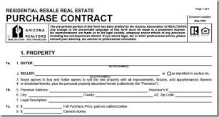 Property Sales Contracts. Basic Real Estate Sales Contract Template ...