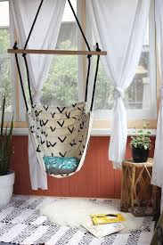 Swing Chair In Bedroom 17 Best Ideas About Indoor Hammock Chair On Pinterest Bedroom