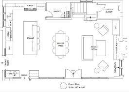 Glamorous Designing A Kitchen Floor Plan 47 On Home Wallpaper with Designing  A Kitchen Floor Plan