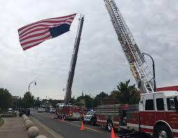 franklin 9 11 ceremony