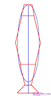 lava lamp drawing. how to draw a lava lamp step 2 drawing