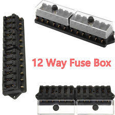 suzuki swift fuses fuse boxes 12 way standard blade block fuse box kit car boat marine fuse box holder 12v fits suzuki swift
