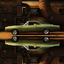 hd photography vintage cars. Plain Cars 1968 Dodge Charger RT Full Reflection  Beautiful Photos Of Classic And Vintage  Cars Inside Hd Photography S