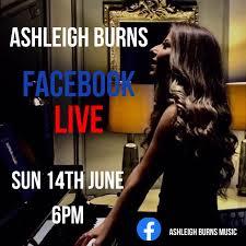 Ashleigh Burns Music - 🎙 LIVE AT 6pm AGAIN TONIGHT 🎉🎉🎉 | Facebook