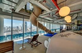 O The Google Effect On Office Design By Select Interiors