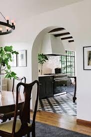 Spanish Style Kitchen Decor Admirable Spanish Style Kitchen With Glossy Backsplash And Wood