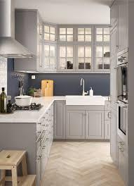 Ikea Bodbyn Kitchen Cupboards