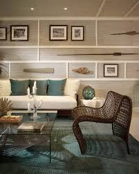 tropical wall decor living room tropical with woven armchair woven armchair