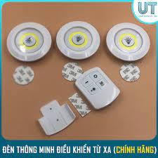 Rẻ nhất từ 44,423đ mua Sỉ Lẻ Bộ 3 Đèn LED Thông Minh Mini,Có Điều Khiển Từ  Xa, Có Chức Năng Hẹn Giờ