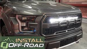 2018 Raptor Light Bar