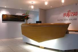office reception interior. Chic Gorgeous Classy Impressive Reception Area Interior Design Of Fujitsu Office In New Zeland