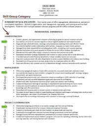 professional skills to develop list leadership skills list resume for this is sample example examples