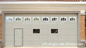 walk through garage door. Walk Through Garage Doors Door With Pedestrian Bedroom Furniture . N