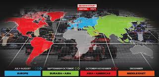 calendario gp f1 2020-1 – Autoappassionati.it