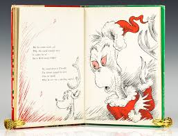 how the grinch stole christmas book. Wonderful Christmas How The Grinch Stole Christmas For The Christmas Book H