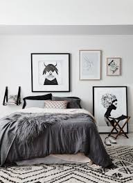 Elegant Bed Without Headboard Best Ideas About No Headboard On Pinterest  Apartment Therapy
