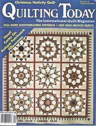 Buy Quilting Today Magazine The International Quilt magazine ... & Buy Quilting Today Magazine The International Quilt magazine Number 15  Oct/Nov 1989 Inside Bluegrass Beauties Exciting Quilts from Kentucky, Fall  Harvest of ... Adamdwight.com