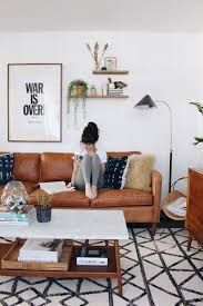 Midcentury Living Room 10 Photos That Will Fuel Your Love For Mid Century Homes Leather