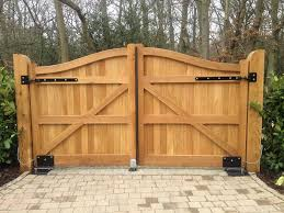 double fence gate. Double Wood Fence Gate Kit W