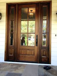 business glass front door. Glass Front Doors Our 6 Lite Walnut Entrance Unit With Beveled This Is An Outstanding . Business Door