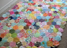 my hexie charm quilt so far | don't worry {bee} happy & trav… | Flickr & ... my hexie charm quilt so far | by Annietwinkletoes (Chelsea) Adamdwight.com