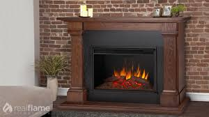 Real Flame - Callaway Grand Series Electric Fireplaces - YouTube