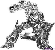 Small Picture Transformer Coloring Pages Optimus Prime Coloring Pags 21730