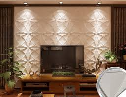 tv background wall decorative wall board 1mm pvc thickness 3d embossed wall panel